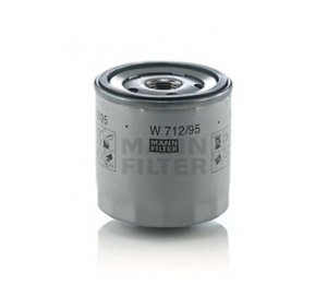 Olejový filtr MANN W712/95 - 1 ks