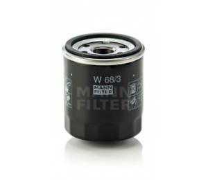 Olejový filtr MANN W68/3 - 1 ks