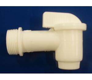 """Výpustný ventil-kohout na sud G3/4"""" - 1 ks"""