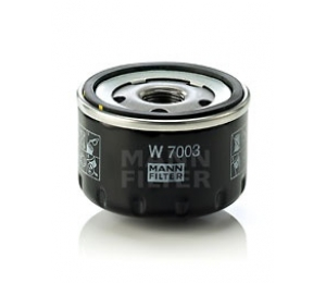 Olejový filtr MANN W7003 - 1 ks