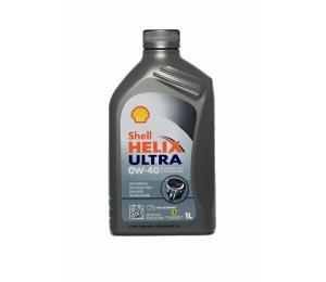 Shell Helix Ultra 0W-40 - 5x1 litr