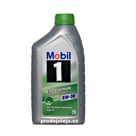 Mobil1 ESP 5W-30 - 1L