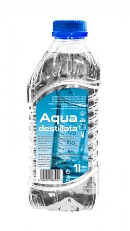 Sheron destilovaná voda - 1 litr