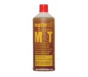 Sheron motorový olej M2T - 1 litr