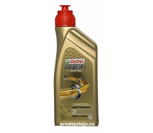 Castrol Power 1 Racing 2T - 1 litr