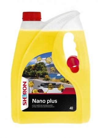 SHERON letní ostřikovač Nano Plus s nálevkou - 4 litry