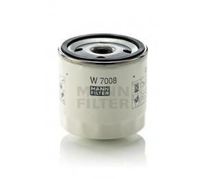 Olejový filtr MANN W7008 - 1 ks