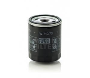 Olejový filtr MANN W712/73 - 1 ks