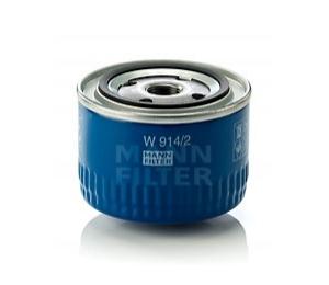 Olejový filtr MANN W914/2 - 1 ks