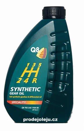 Q8 T 65 SAE 75W-90 - 1 litr