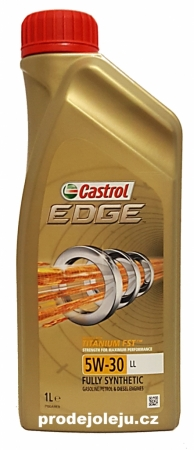 Castrol EDGE Titanium 5W-30 LL - 1L