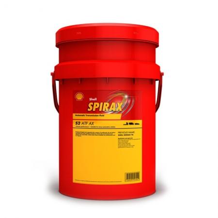 SHELL SPIRAX S2 ATF AX (DONAX TA) - 20 litrů
