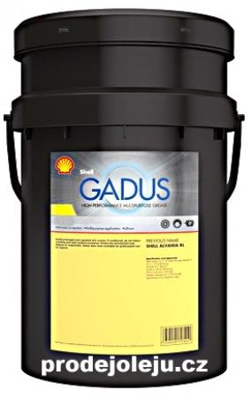 Shell GADUS S2 V 220 AC 2 (RETINAX HD 2, ALVANIA WR 2) - 18kg