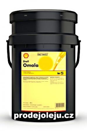 Shell Omala S2 GX 220 - 20L