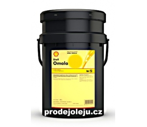 Shell OMALA S4 GXV 220 - 20L