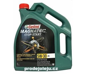 Castrol Magnatec Stop-Start 5W-30 A5 - 4L