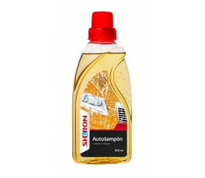 Sheron autošampon s voskem - 500 ml