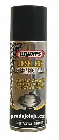 Wynns sprej Diesel EGR  - 200 ml