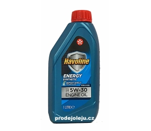 Texaco Havoline Energy 5W-30 - 1 litr
