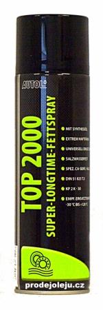 Eni-Agip AUTOL TOP 2000 longtime Fettspray - 500 ml