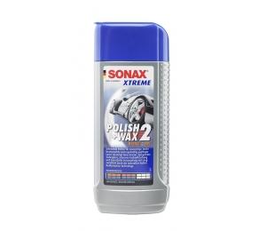 SONAX XTR leštěnka s voskem WAX2 - 250 ml