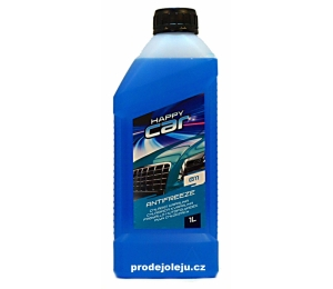 Happy Car Antifreeze G11 VW TL 774 C modrý - 1L