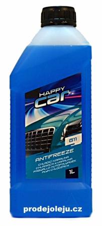 Happy Car Antifreeze G11 VW TL 774 C modrý - 1L