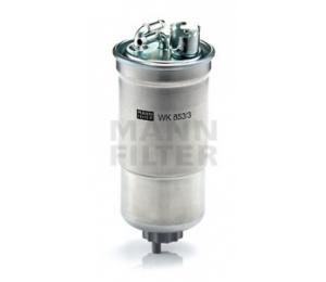 Palivový filtr MANN WK853/3X - 1 ks
