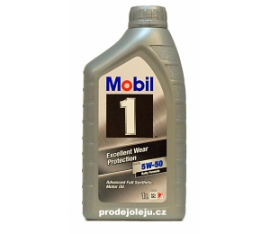 Mobil 1 Rally Formula FS X1 5W-50 - 1L