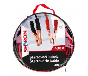 Sheron startovací kabely 400A - 1 ks