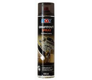 ROX Grafitový sprej - 600ml
