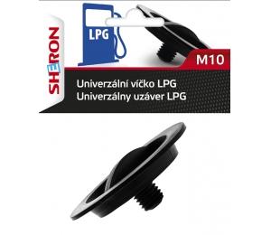 SHERON Víčko LPG univerzální M10 - 1ks