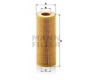 Olejový filtr MANN HU722X - 1 ks