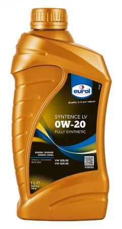 EUROL Syntence LV 0W-20 - 4x1L