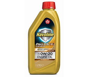 Texaco Havoline ProDS MG 0W-20 - 1L