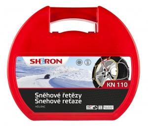 SHERON Sněhové řetězy KN 110 - 1 balení