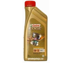 Castrol Edge Titanium Professional A5/B5 0W-30 - 5x1L