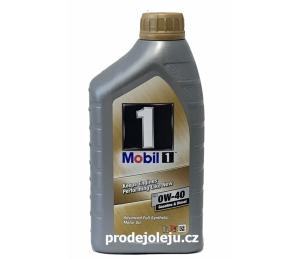 Mobil1 FS 0W-40 - 1L