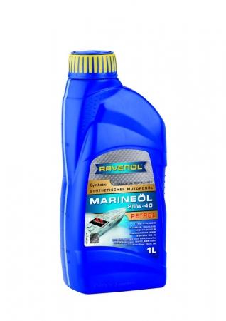 RAVENOL MARINEOIL PETROL 25W-40 synthetic - 1L