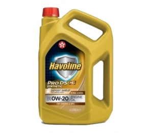 Texaco Havoline ProDS MG 0W-20 - 4L