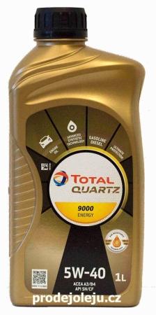 Total Quartz (Energy) 9000 5W-40 - 1L