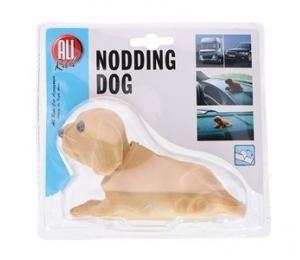 ALLRIDE Pes s kývací hlavou - 1ks
