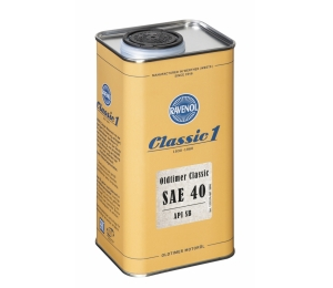 RAVENOL Oldtimer Classic SAE 40 API SB - 1L