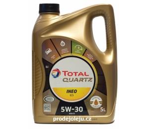 TOTAL QUARTZ INEO ECS 5W-30 - 5 litrů