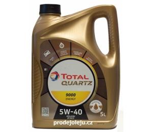 Total Quartz (Energy) 9000 5W-40 - 5L