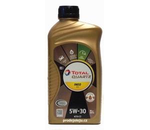 TOTAL QUARTZ INEO ECS 5W-30 - 1 litr