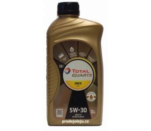 TOTAL QUARTZ INEO MC3 5W-30 - 1 litr