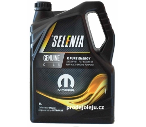 Selenia K Pure Energy 5W-40 - 5L