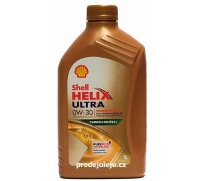Shell Helix Ultra Professional AV-L 0W-30 - 1 litr