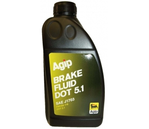 Agip BRAKE FLUID DOT 5.1 - 500 ml